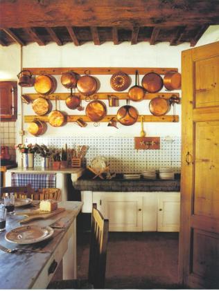 la-capitana kitchen